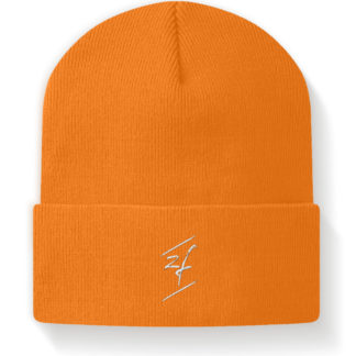 ZF Beanie orange - Beanie-5757