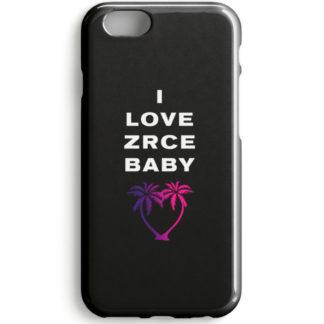 I love Zrce Baby Case - Handyhülle Premium Case-16