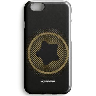 Papaya Logo Brown - Premium Phone Case - Handyhülle Premium Case-16