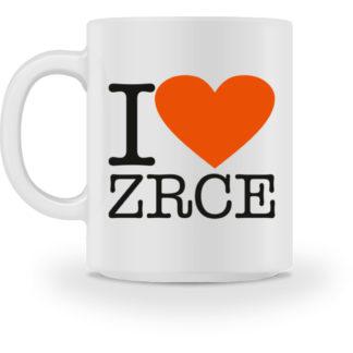 I Love Zrce Cup - White - Tasse-3