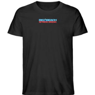 BBSB - Logo T-Shirt - Herren Premium Organic Shirt-16