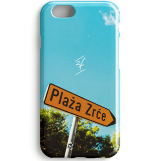 Plaza Zrće Sign - Premium Phone Case - Handyhülle Premium Case-16