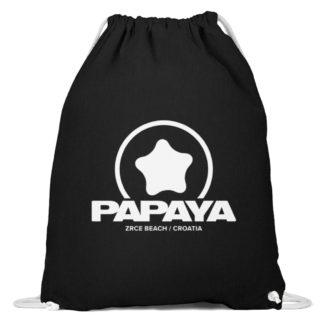 Papaya Gymbag – Black - Baumwoll Gymsac-16