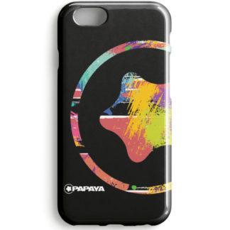 Papaya Logo Colored - Premium Phone Case - Handyhülle Premium Case-16