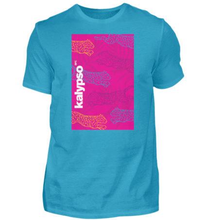 Kalypso T-Shirt - Logo Premium Unisex - Herren Premiumshirt-3175